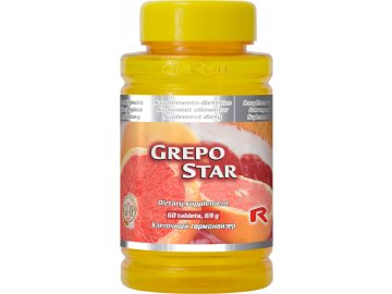 GREPO STAR 60 tablet