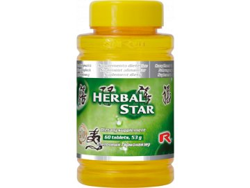 HERBAL STAR 60 tablet