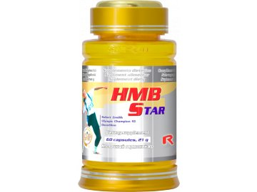 HMB STAR 60 kapslí
