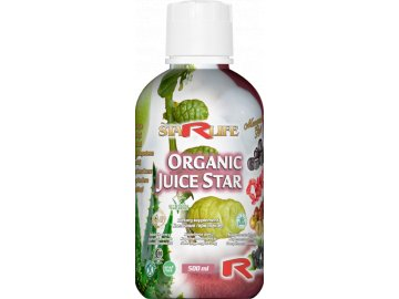 ORGANIC JUICE STAR 500 ml