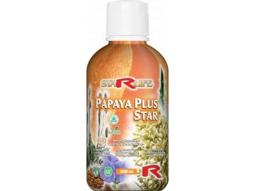 PAPAYA PLUS STAR 500 ml