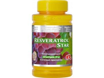 RESVERATROL STAR 60 tobolek