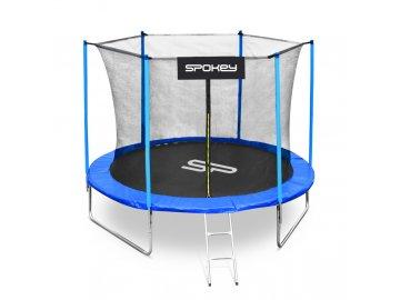 Zahradní trampolína Spokey Jumper II modrá