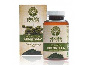 Algae Chlorella Organic 240 tablet (Bio řasa chlorella)