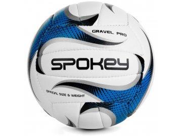 volejbalový míč Gravel modrý 1