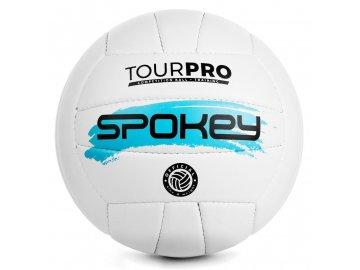 Volejbalový míč tourpro bílý 1