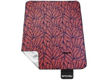 pikniková deka spokey leaf 12