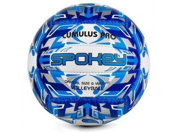 volejbalový míč cumulus modrý 1