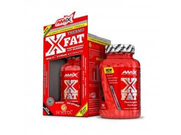 spalovač tuků amix x fat 90 kapslí 1