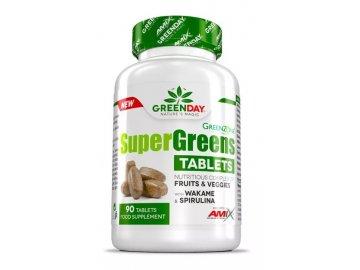 amix supergreens tablety