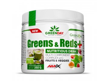 greens and reds amix 250g 1