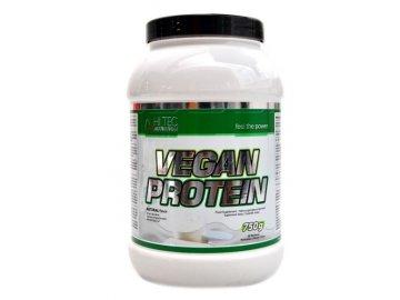 vegan protein hitec rýže hrách soja