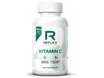 reflex vitamin c 100 kapslí
