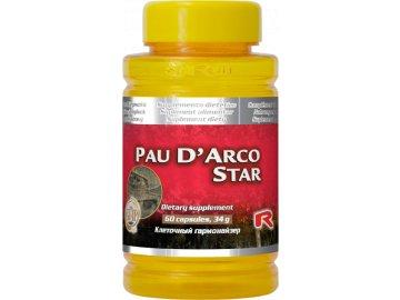 PAU D`ARCO STAR 60 kapslí