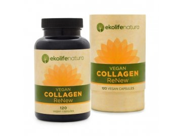 Vegan Collagen ReNew 120 kapslí