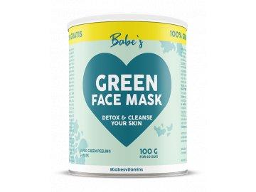 Green Face Mask 100g (Pleťová maska)