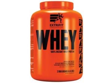 extrifit 100% whey protein