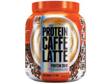 extrifit protein caffe latte 1000g 1