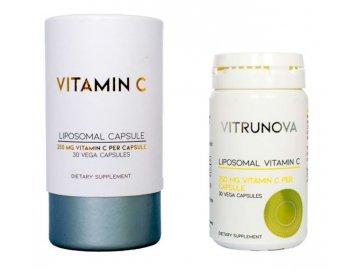 liposomální vitamin c 250 mg