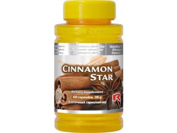 CINNAMON STAR 60 kapslí