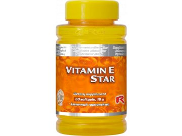 VITAMIN E STAR 60 tobolek