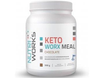 nutriworks keto worx meal