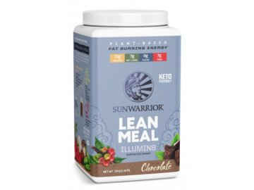 sunwarrior lean meal