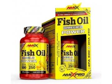 amix fish oil