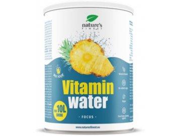 focus vitamin water