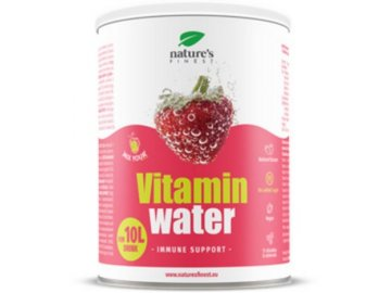 podpora imunity vitamin water