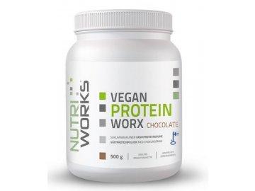 Vegan Protein Worx 500g