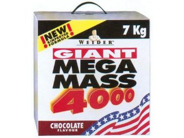 Giant Mega Mass 4000 7000 g