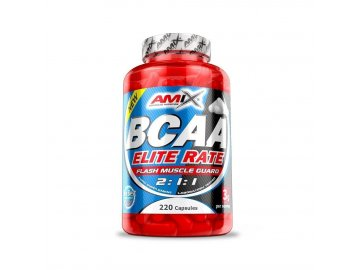 BCAA Elite Rate 220 kapslí