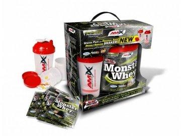 Anabolic Monster Whey® 2200 g  + ŠEJKR ZDARMA