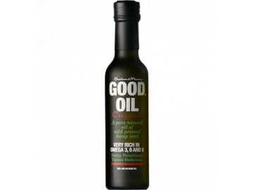 Good Hemp Oil 500ml - expirace 3/2021