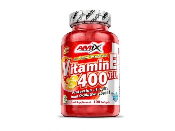 Vitamin E 400 IU - 60 kapslí