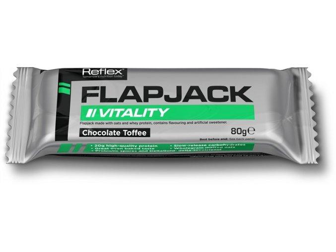High Protein Flapjack 80 g proteinová tyčinka