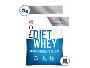 DIET WHEY protein 2000 g