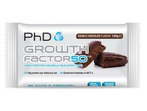 PhD Nutrition Growth Factor 100 g proteinová tyčinka