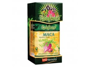 RainForest® Maca 500 mg - 90 kapslí