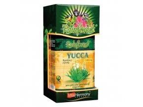 RainForest® Yucca 500 mg - 60 kapslí