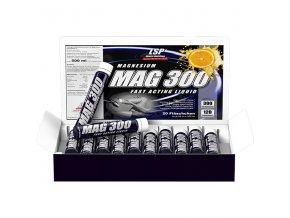 Magnesium liquid 20 ampulí