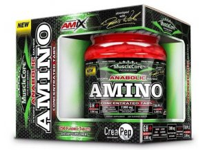 Amino Tabs with CreaPep® 250 tablet