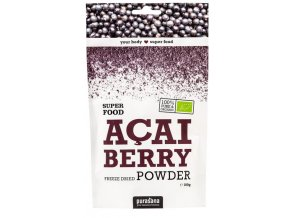 Acai Berry Powder BIO 100g