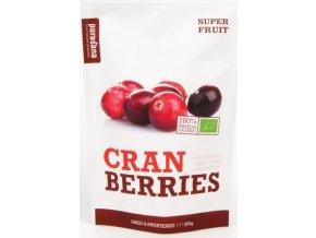 Cranberries 200g BIO (Brusinky)