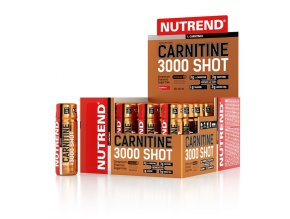 Carnitine 3000 Shot 20 x 60 1200 ml