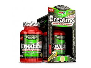 MuscleCore Creatine MagnaPower 120 kapslí