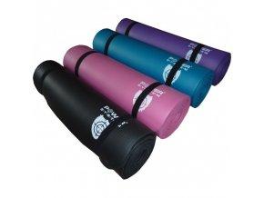 Podložka na cvičení fitness Yoga Mat Plus PS 4017