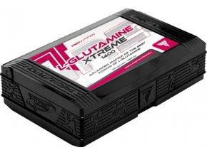 L-Glutamine Xtreme 1400 120 kapslí  + ZDARMA PHD DIETNÍ PROTEINOVÝ NÁPOJ 500 ML