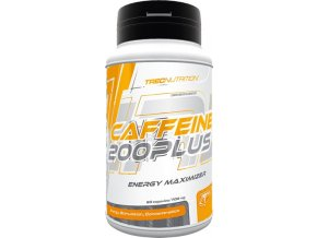 Caffeine 200 Plus 60 kapslí